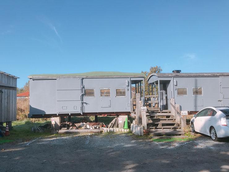 鉄道の貨車